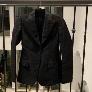 Gucci black women's blazer